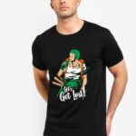 buy roronoa zoro lets get lost tshirt only on 9tails apparels